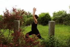 Yoga im Garten5-Katarina