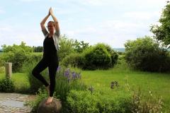 Yoga im Garten4-Katarina