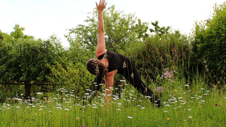 """Hatha-Yoga """"dynamisch"""""""