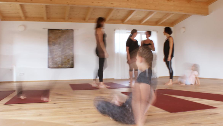 Yogabasics für Yogainteressierte – Schnupperkurs