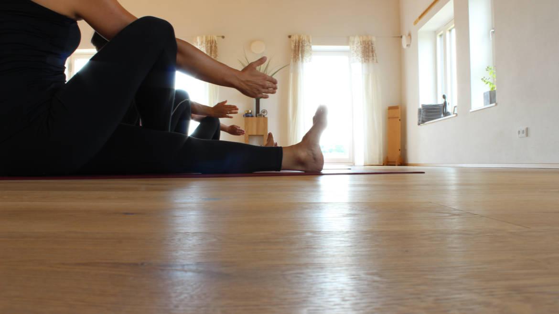 Hatha-Yoga für Senioren